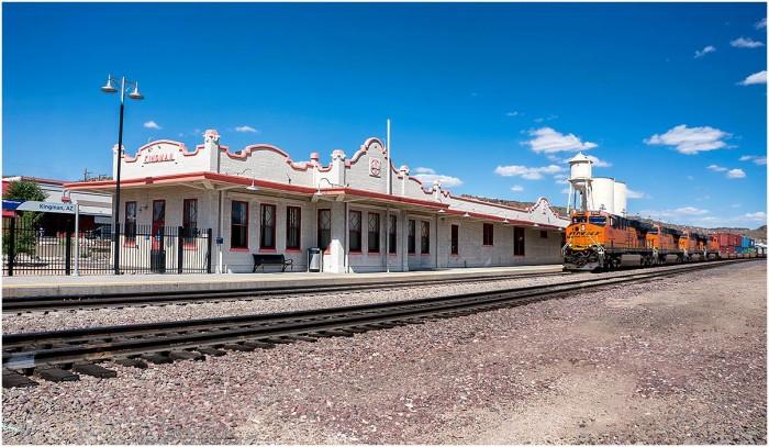 5. Kingman Railroad Museum, Kingman
