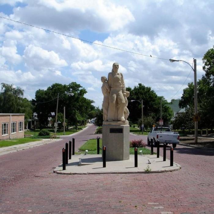 2. Decatur County (Population: 2,961)
