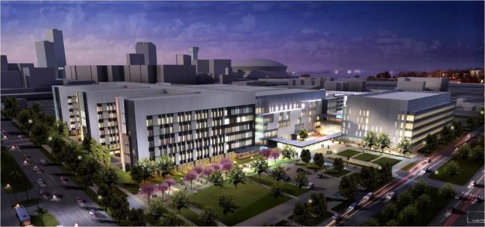 7) University Medical Center, New Orleans