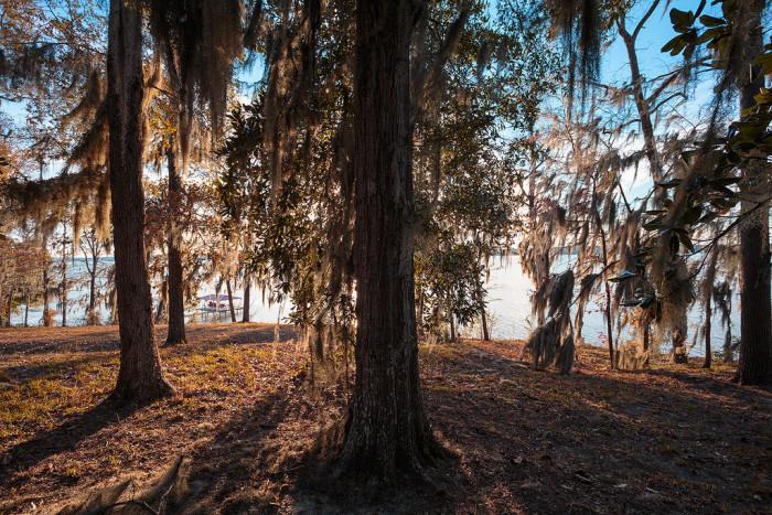 9. Lake Eufaula - Eufaula, AL