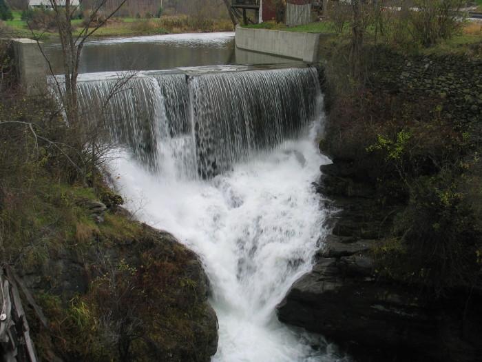 2. Flower Brook Falls