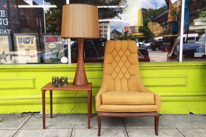 8. Father & Son Antiques, Raleigh