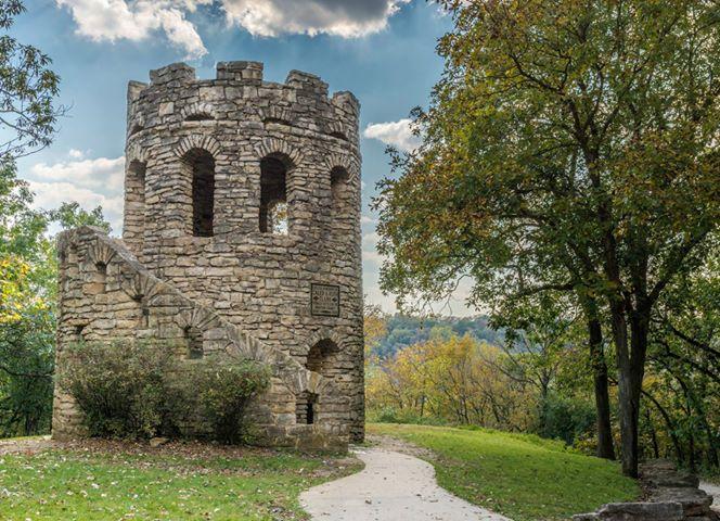 8. Clark Tower, Winterset