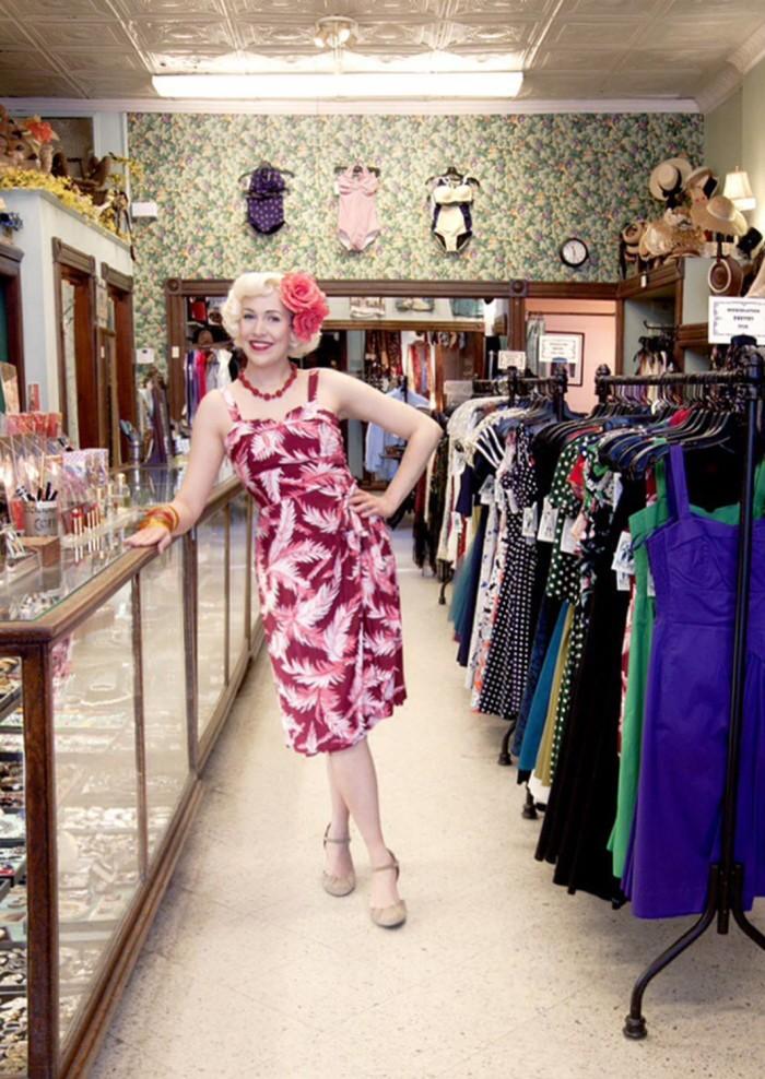 8) Trashy Diva, New Orleans