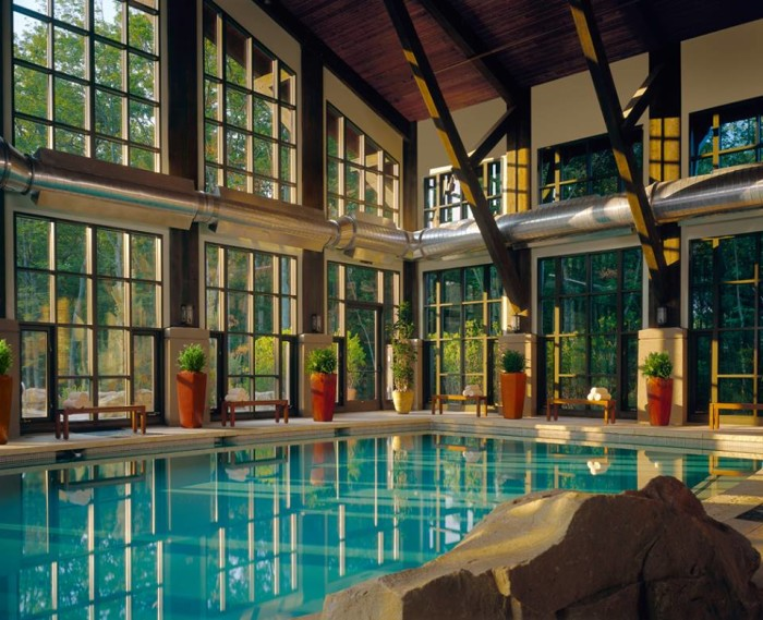 1. Relax at The Lodge at Woodloch in Hawley