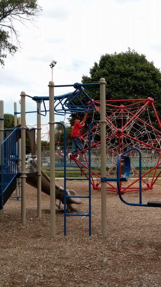 8. Blue Bonnet Park (Liberal)