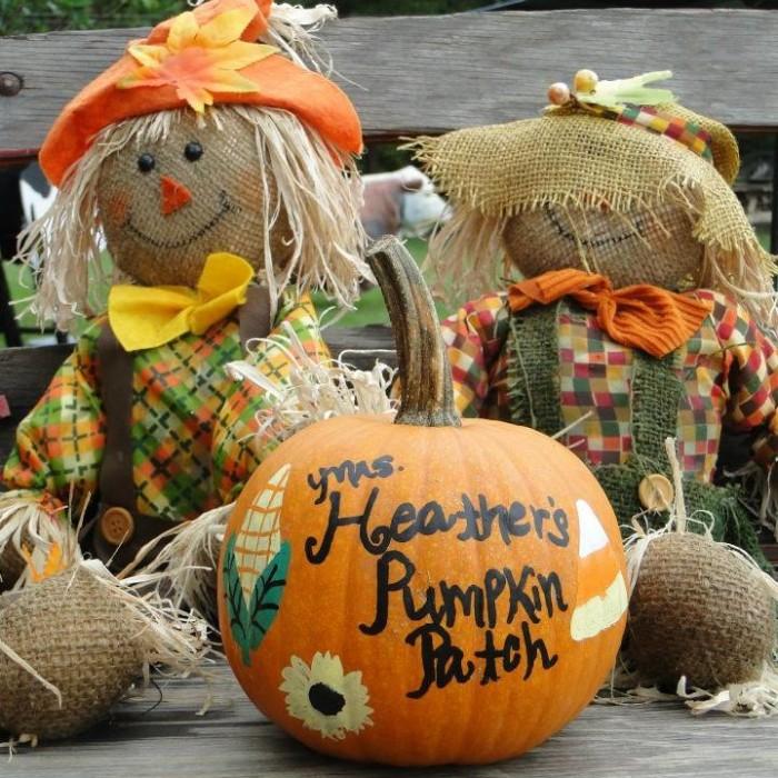 8. Mrs. Heathers Pumpkin Patch, Hammond
