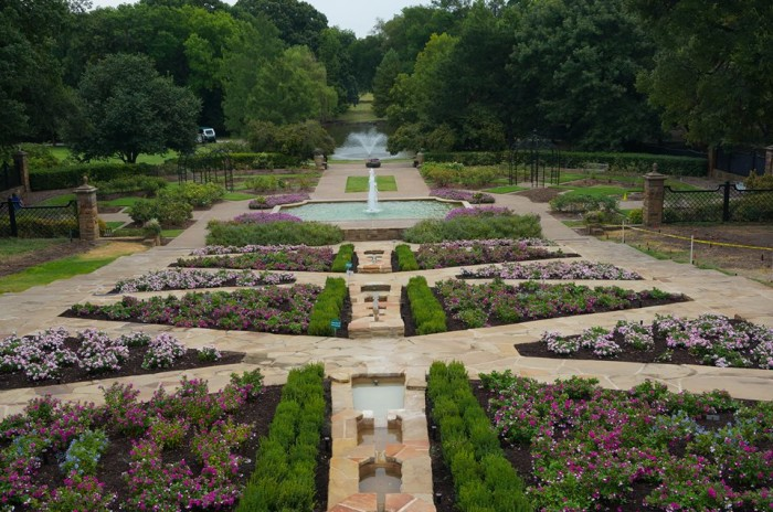 Garden Centre: 10 Of The Most Beautiful Gardens In Texas