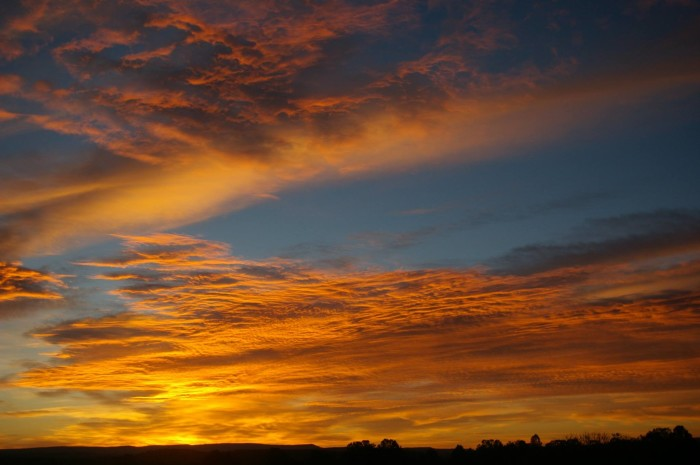 20. Andrew Rowley shot this photo of the skies above Fruitland.