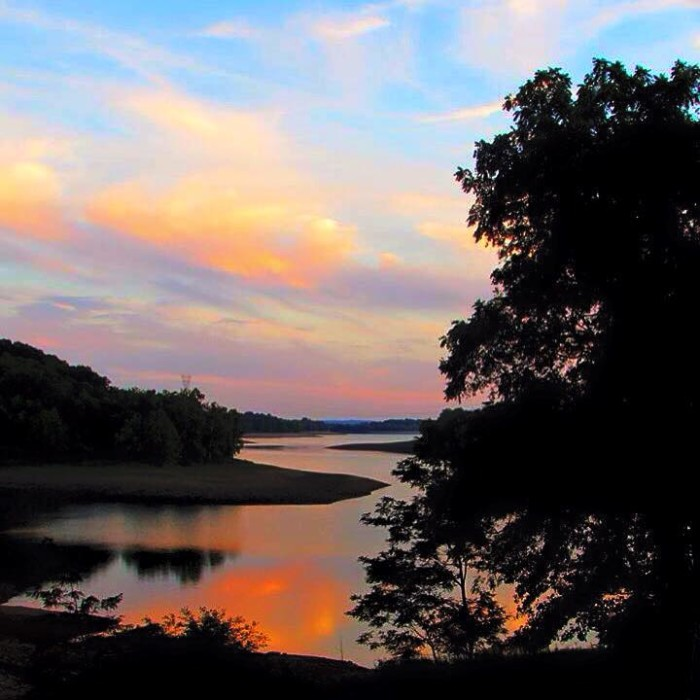 16. Missy Russell Hurr snapped this incredible shot of Muddy Run Recreational Park in Holtwood.
