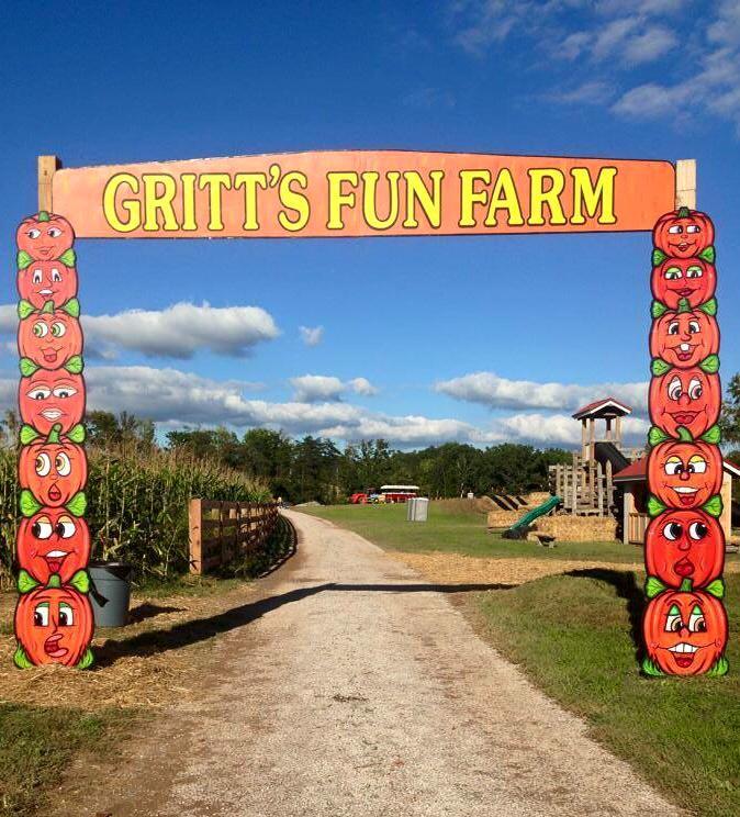 15. Gritt's Farm in Buffalo