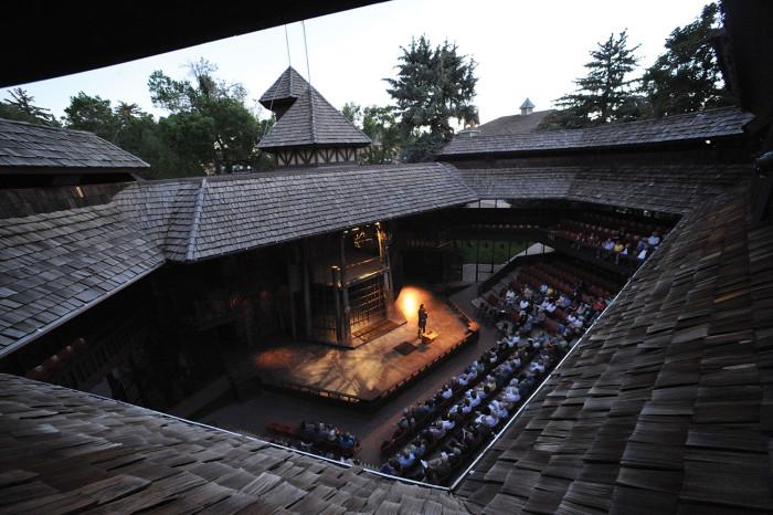 1) Adams Theater, Cedar City