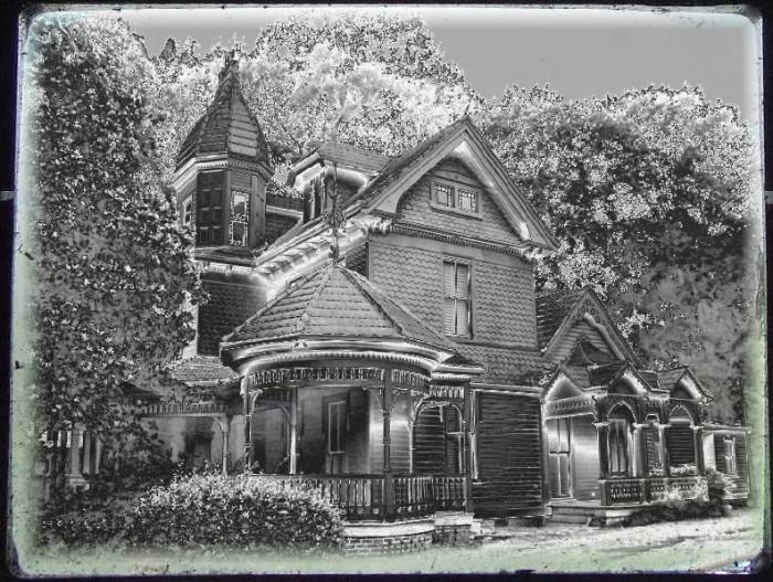 5. Haunted House in Washington, GA