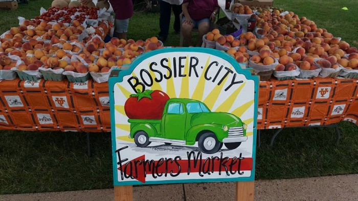 8) Bossier City Farmers Market, Bossier City
