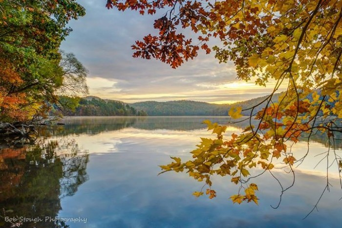 9. Bob Stough Photography posted a photo of autumn at Wuemahoning.
