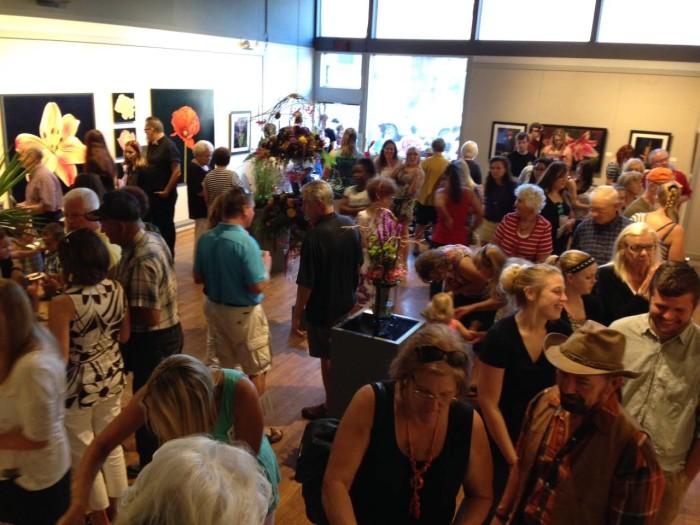 4. Hays Arts Council Gallery Art Walks (Hays)