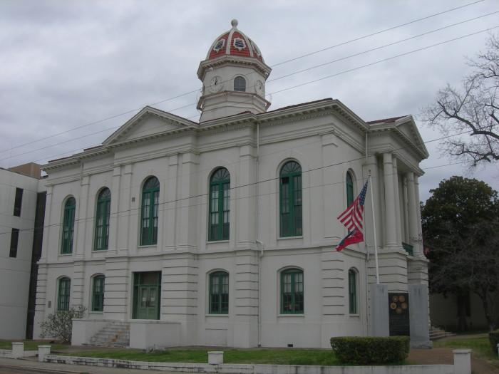 7. Yazoo County: 28.42/10,000