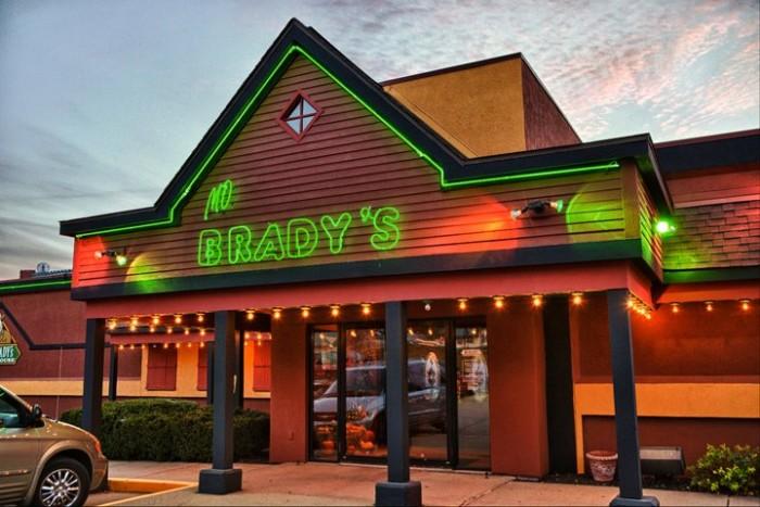 10. Mo Brady's Steakhouse, Davenport