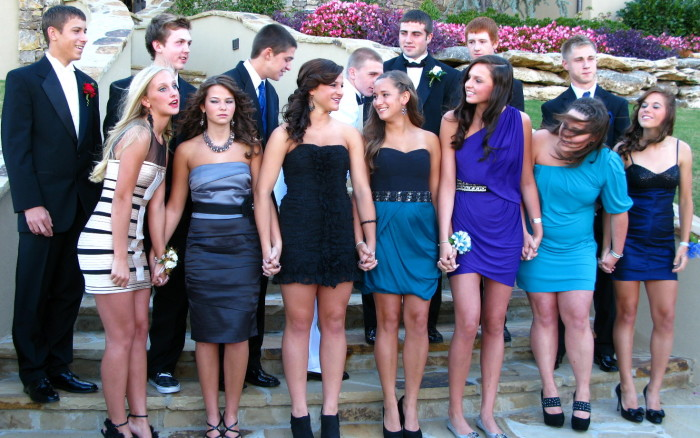 "12.	The appearance of homecoming pics on social media. This may be especially true on Facebook since, as my kids tell me, Facebook is ""mostly moms"". I would be offended, except for the fact that my use of Facebook as a mom is just further proof of its validity."