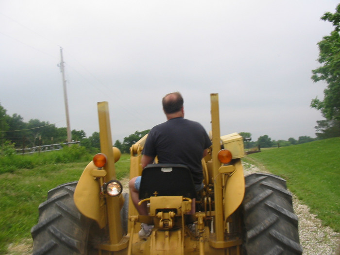 12.  You have ever been stuck driving behind a tractor.
