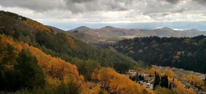 5. Katrina M. Arellano submitted this shot of Guardsman's Pass.