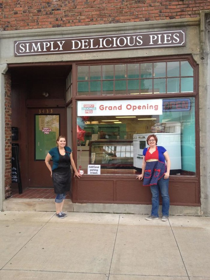 5. Simply Delicious Pies (Shaker Heights)
