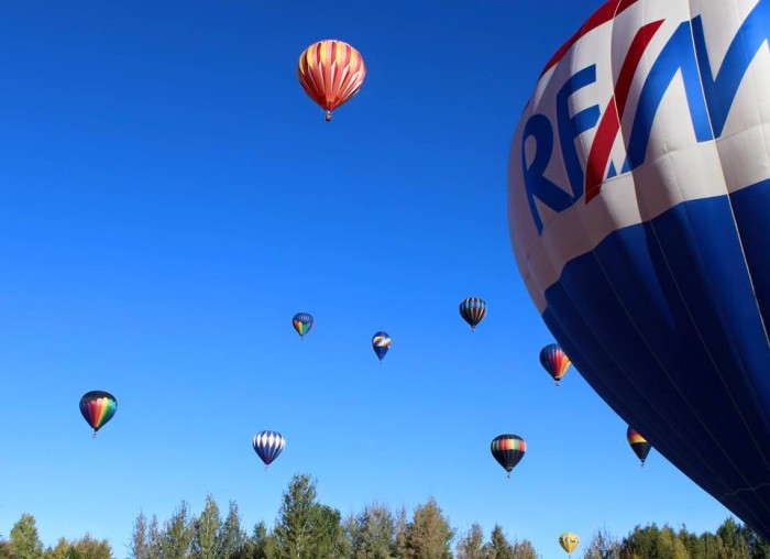 7. Mike Stucki was at Autumn Aloft in Park City on September 19th.