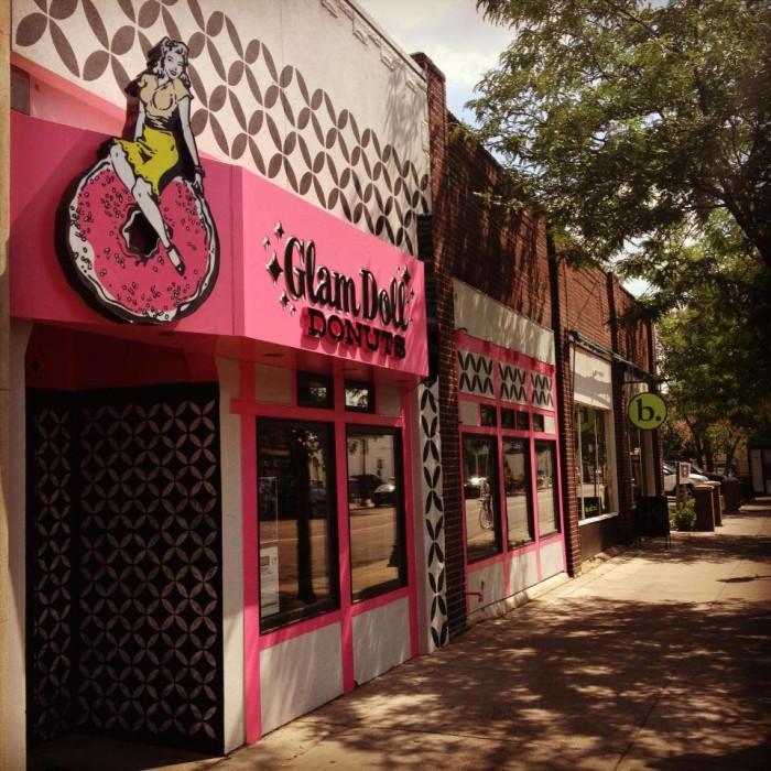 14. Glam Doll Donuts, Minneapolis.
