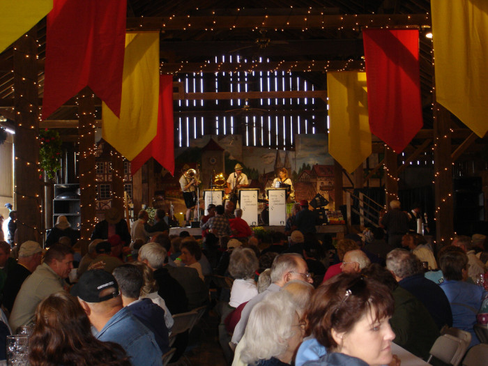 11. Plus, there's Oktoberfest in Amana, which is the next best thing to Oktoberfest in Germany.