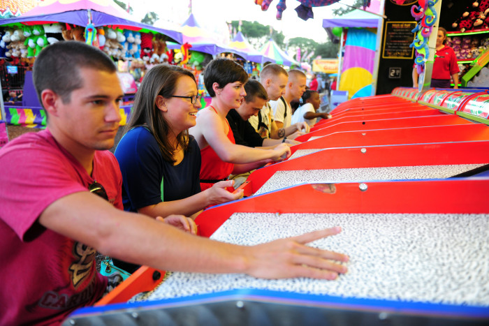 12. And our equally amazing county fairs and festivals.