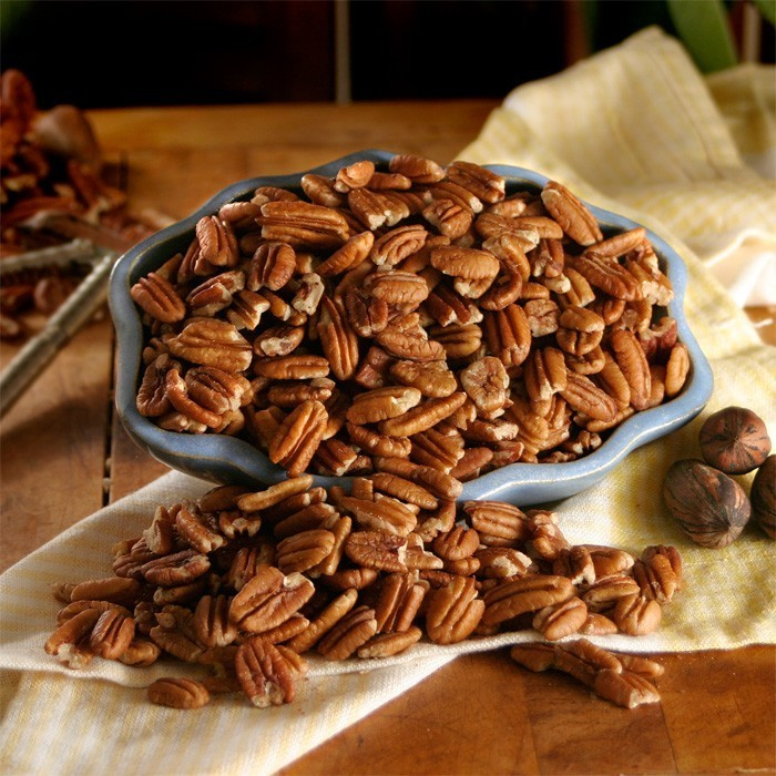 12. Love pecans? Well, you can thank Lumberton as it is home to one of the world's largest pecan nurseries, Bass Pecan Company.
