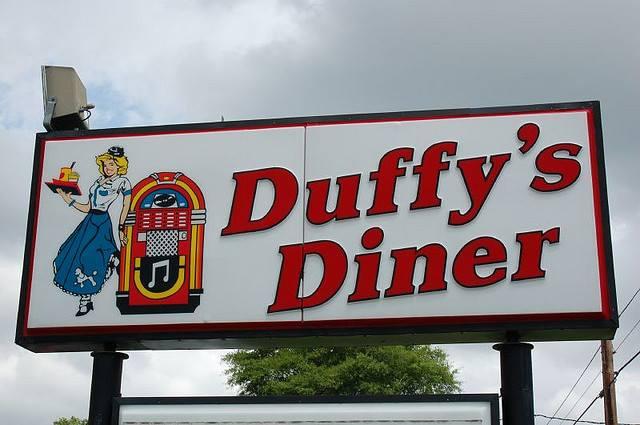 1) Duffy's, New Iberia