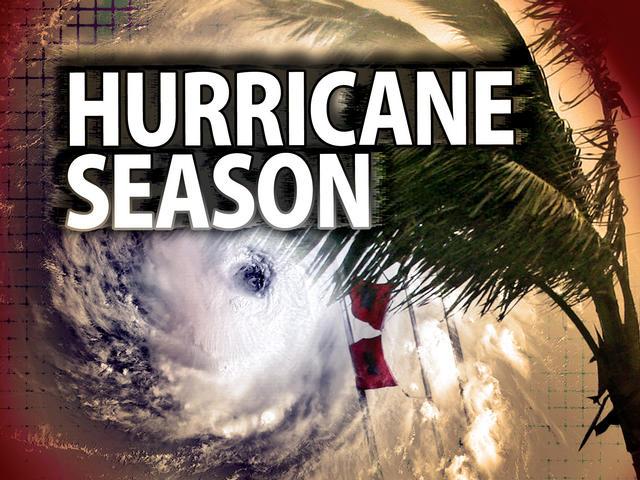 12. Goodbye Hurricane Season!