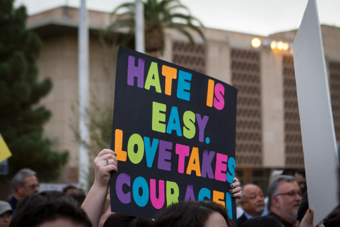 16. Arizonans are not afraid to stand up for their beliefs, which is admirable no matter your political persuasion.
