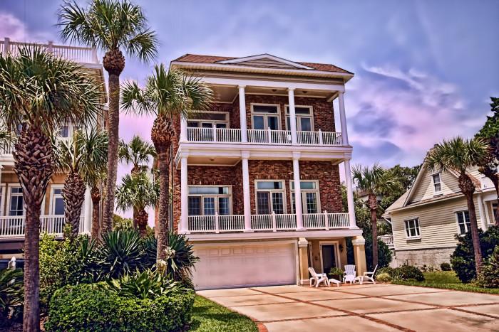 8. St. Simons Island Villa