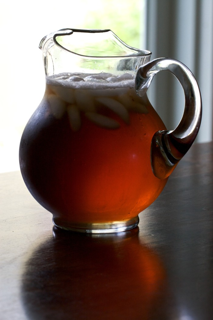 """13. Tea is the """"house wine of the south,"""" so a good pitcher is not only a good idea, it's mandatory."""