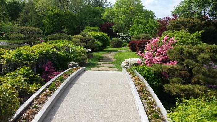 13. Beautiful gardens...
