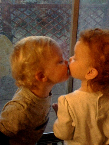 13. Kiss