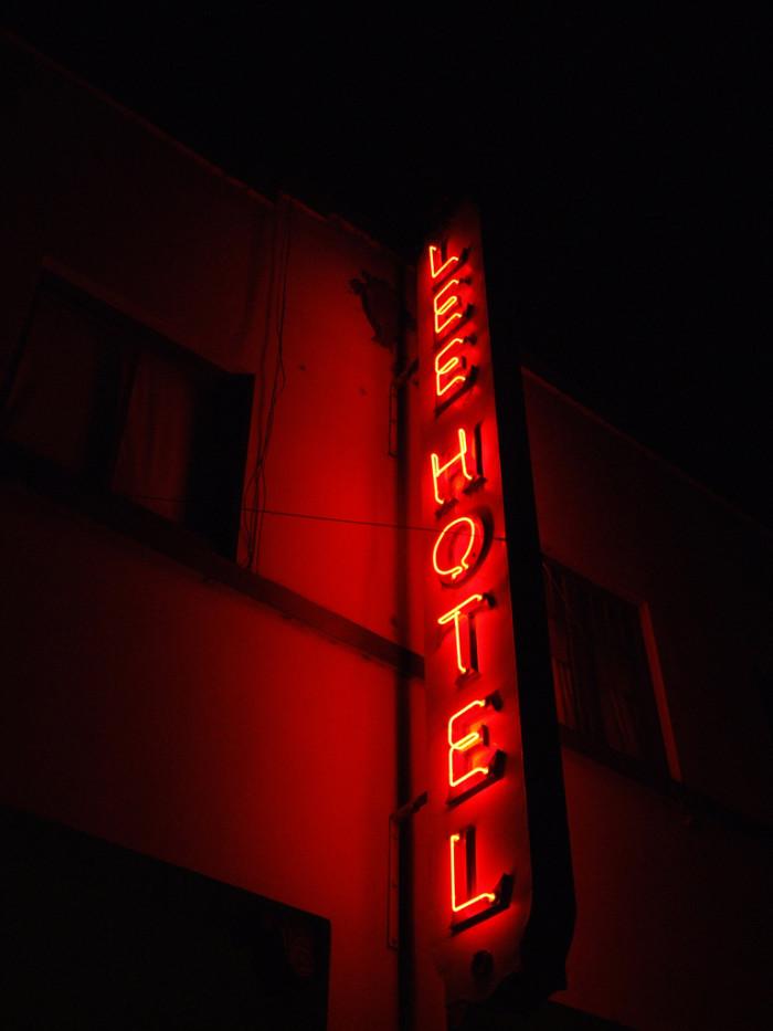 5. Hotel Lee, Yuma