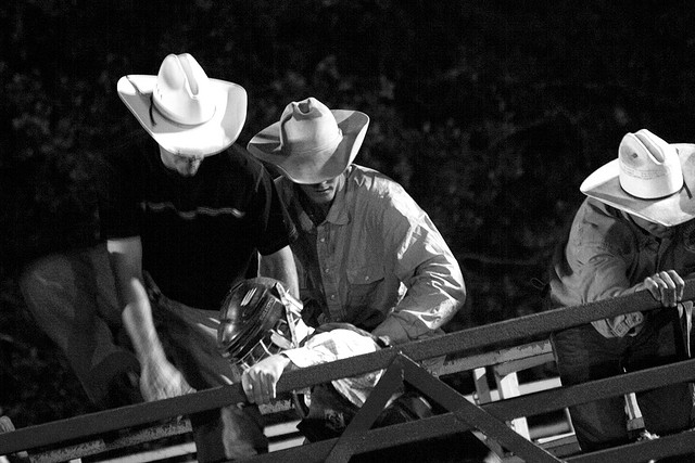 4. Old Florida had cowboys before the Old West did. Some places still do.