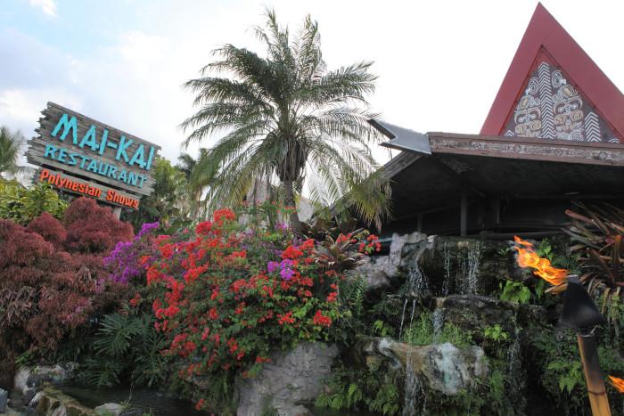 2. Mai-Kai Restaurant, Fort Lauderdale