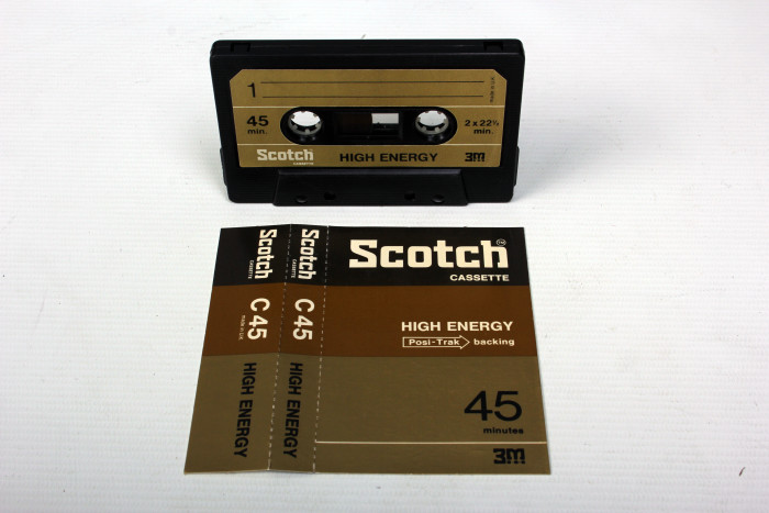 1. 3M has a lot of important inventions in their past, but one we now often forget is plastic magnetic recording tape!