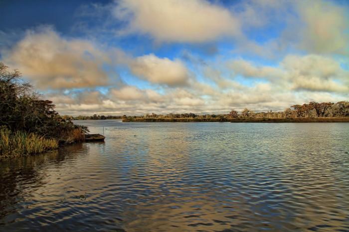 2. Butler River, GA