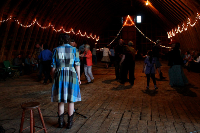 13. You've been to a barn dance, and probably had your first slow dance here.