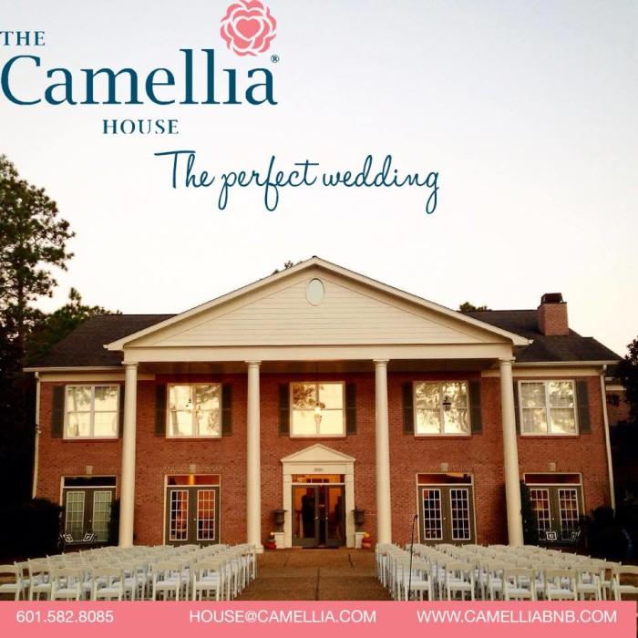 14. The Camellia House, Hattiesburg