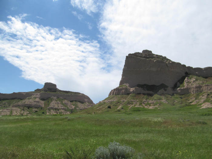 9. Scotts Bluff National Monument, Gering