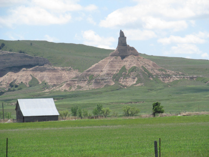 39. Chimney Rock National Historic Site