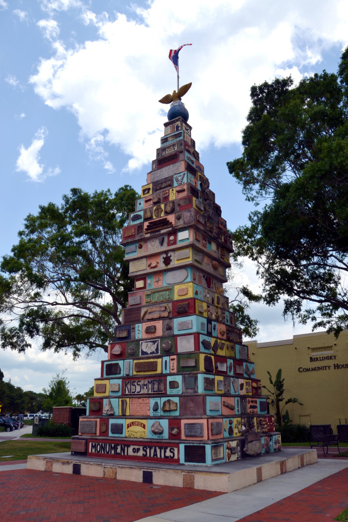 5. Monument of States, Kissimmee