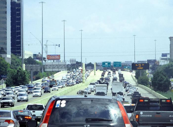 6) Traffic