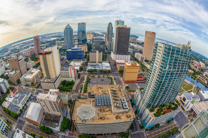 8. Downtown Tampa